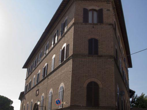 Palazzo Storico di via Roma – Siena