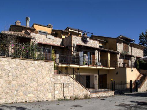 Villette a schiera – Lupompesi, Siena