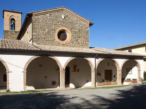Chiesa dell'Osservanza – Montalcino