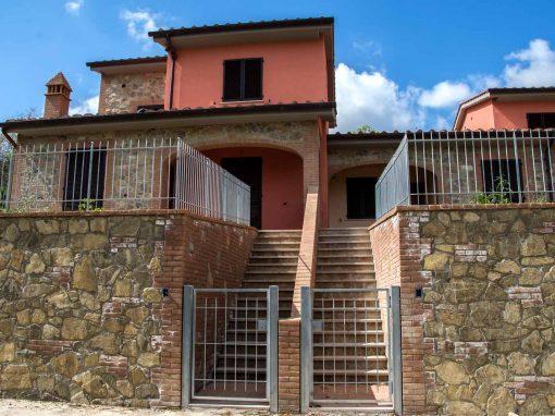 Villette a schiera – Casciano di Murlo